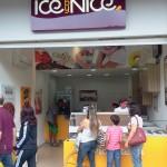 Fachada - Loja Ice by Nice