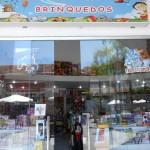 Fachada - Loja Thota Brinquedos