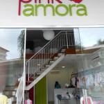 Fachada Loja - Pink Amora