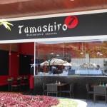 Fachada - Restaurante Tamashiro