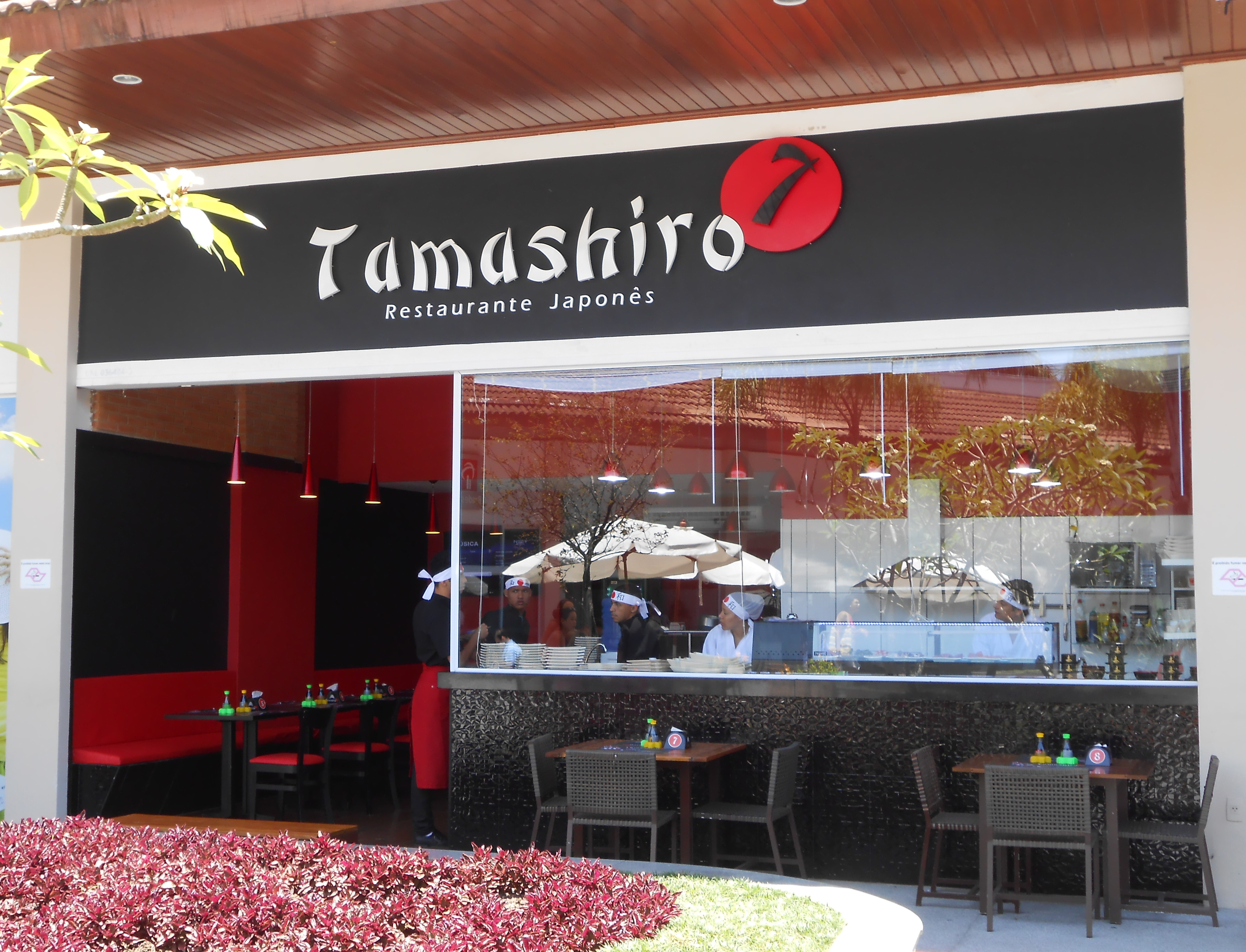 f62b82d1273 Fachada - Restaurante Tamashiro