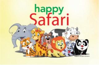 Banner site - Happy Safari - 320 x 211 px
