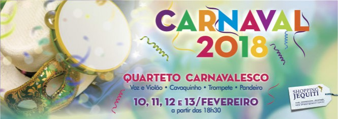 Carnaval 2018  - Banner 665 x 236 px