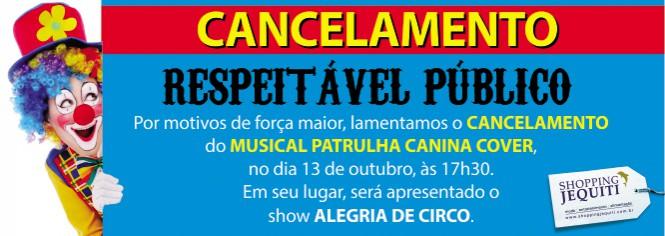 Alegria de Circo - banner 665 x 237 px