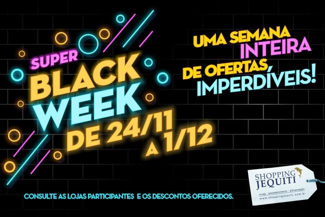 Black Week - Jequiti - Banner 650 x 437 px