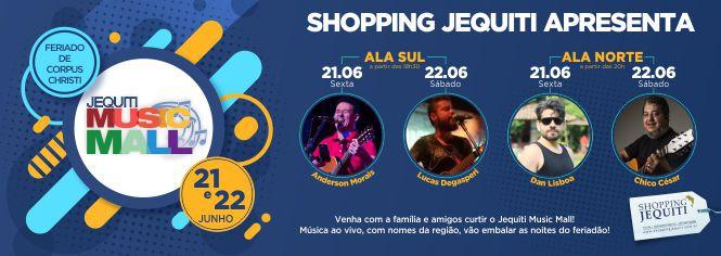 Jequiti Music Mall - Junho 2019 - Banner 665 x 237 px