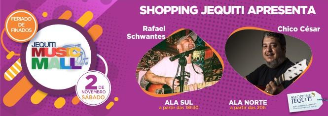 Jequiti Music Mall - Finados 2019 - Banner 665 x 237 px